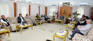 PM seeks leaders' opinions about two-phase elections