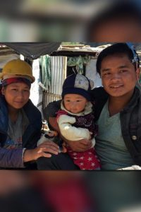 Nepal quake: Couple from 'fallen' village rise to challenge to put life back on track