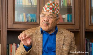 Bamdev Gautam: Will back Nepal-Khanal but not Oli if UML splits