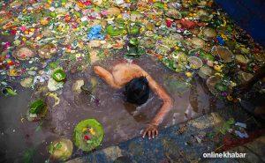 Matatirtha Aunshi: Lockdown affects celebration