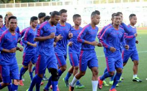 Nepal footballers to play friendly with Malaysia Super League champions