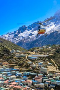 The new mountain flight: It begins right from the heart of the Himalayas