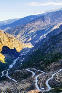 2015 Nepal Earthquake-ravaged Langtang awakens from its deep slumber