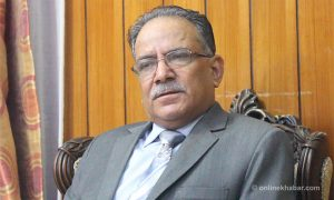 Those tearing ballot papers will be punished, even if they are Maoists: Dahal