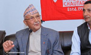 Government controlled by RJPN, claims KP Sharma Oli
