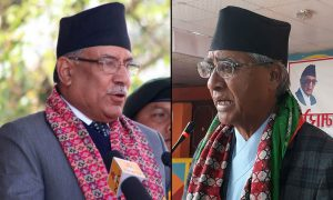 NCP's Dahal-Nepal camp, Nepali Congress announce separate protest programmes against House dissolution
