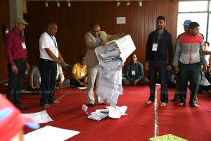 Vote count to begin at 10 am in Kathmandu