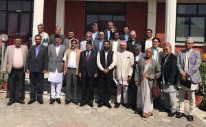 Dahal Cabinet's  final meeting makes significant appointments