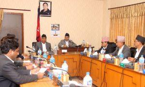 Cabinet endorses work procedure for Kathmandu-Nijgadh fast track
