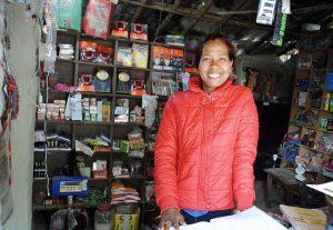 Woman-led company wins award for lighting up Nepal