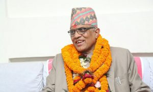 Chief Justice Parajuli puts in his papers