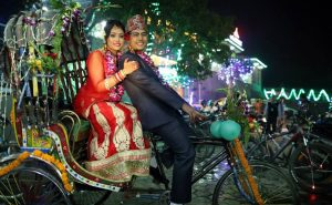 Romance on a roll: The bicycle-meets-couples story of Kathmandu