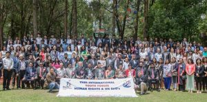 140 youth from 17 countries gather in Kathmandu to discuss SDGs