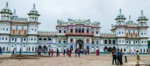 Priests unilaterally open Janakpur's Janaki Temple amid Covid-19 infection risk