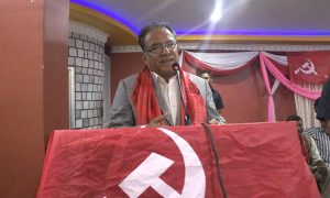 Dahal too wants to hold provincial, federal polls in one go