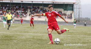 Nepal U-23 defeat Bangladesh 1-0 in friendly encounter