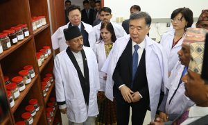Nepal requests China to help expand Ayurveda research centre to seven provinces