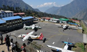 Local govt bars tourists from entering Everest region