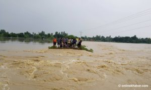 How to empower communities against escalating flood threats in Nepal?