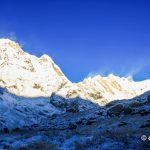 First spring summit on Nepal's 8,000-er: 14 conquer Mt Annapurna