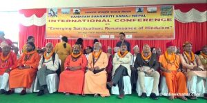 Hindu leaders from 11 countries gather in Kathmandu for international conference