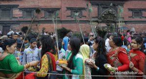 Covid-19 fears mar Krishna Janmashtami celebrations