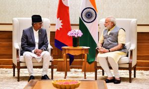 Maintaining ties with India may (not) be a challenge for Nepal's new PM. Here's why