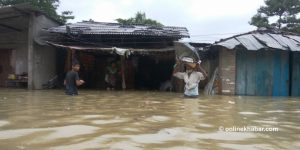 Nepal ranked fourth among countries worst hit by weather-related disasters in 2017