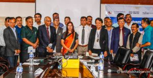 Fred Hollows Foundation celebrates 25th anniversary in Nepal also