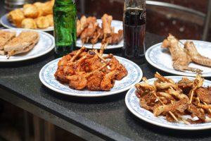 For the inhabitants Kathmandu, stick food is the new 'momo'
