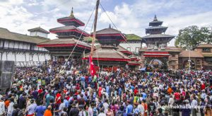 Five things you didn't know about the rain god's procession in Kathmandu
