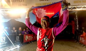Nepal's Mira Rai wins Ben Nevis Ultra race in Britain