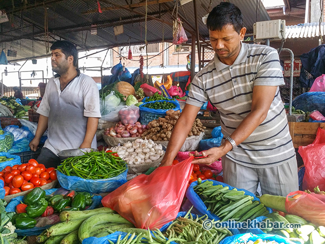 Nepal imports vegetables worth Rs 2 billion from India every