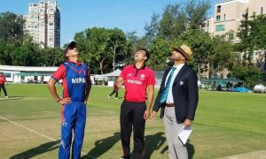WCL: Nepal relegated to Division 2 as match with Hong Kong cancelled