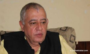 Shashank Koirala hospitalised after fever