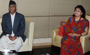 Arzu Rana Deuba likely to contest FPTP polls from Kailali-5