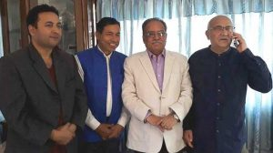Devi Gyawali: Ready to command Pushpa Kamal Dahal's poll campaign in Chitwan