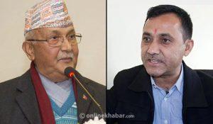 Nepalil Congress likely to field Bishwa Prakash Sharma against Oli