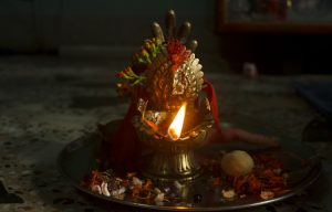 Mha Puja: Worshipping self on New Year