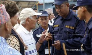 Amid uncertainties, Nepal Police forms election preparation committee