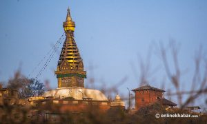 Swayambhu: The eyes that keep watch over Kathmandu