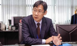 JICA Nepal Chief: Will increase aid amount if there's political stability