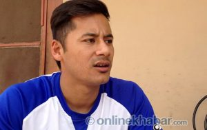 10 goals in 50 matches: Nepal football team's skipper Anil Gurung retires