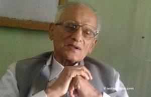 Mohan Bikram Singh fears monarchy's revival if Congress wins polls