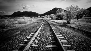 A Nepali man's encounter with an American ghost train