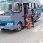 Public vehicles in Kathmandu and other districts of Bagmati start charging hiked fares