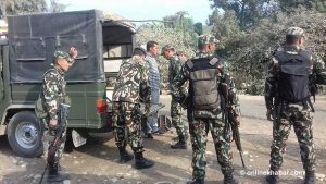Nepal Army to deploy spies to stop irregularities in recruitment