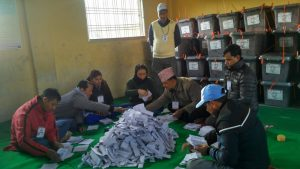 (Updated) Nepal elections: Leftist alliance leads preliminary vote counts