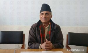 Dr Govinda KC says he will launch another hunger strike on Feb 24