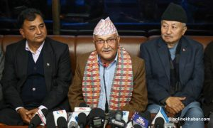 Oli says he does not consent to appointment of province chiefs